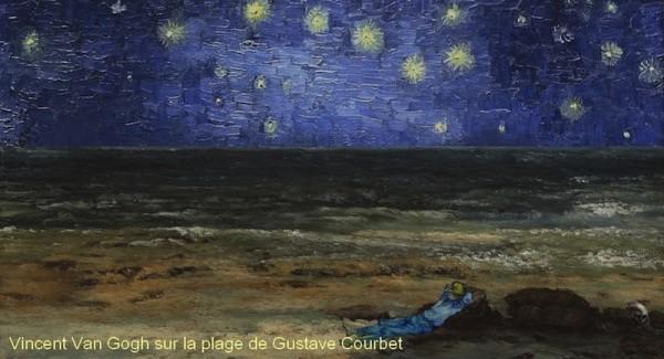 18-van-gohg-sur-la-plage-de-gustave-courbet